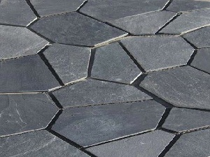 Crazy Paving Stone Pavers Crazy Pave On Mesh Flagstone