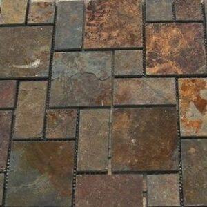 Kakadu French Pattern crazy paving melbourne, sydney, canberra, brisbane, adelaide,