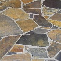 South Australian Barossa Crazy paving