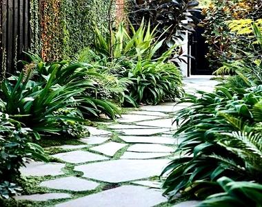 Bluestone crazy paving stepping stones melbourne, sydney